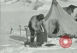 Image of Byrd Expedition Antarctica, 1929, second 60 stock footage video 65675020800