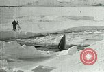 Image of Explorers Antarctica, 1929, second 29 stock footage video 65675020807