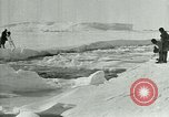 Image of Explorers Antarctica, 1929, second 42 stock footage video 65675020807