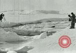 Image of Explorers Antarctica, 1929, second 43 stock footage video 65675020807