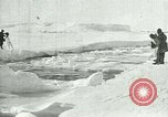 Image of Explorers Antarctica, 1929, second 46 stock footage video 65675020807