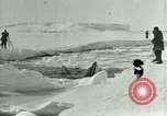 Image of Explorers Antarctica, 1929, second 55 stock footage video 65675020807