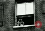 Image of housing Bronx New York City USA, 1965, second 33 stock footage video 65675020820