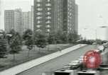 Image of housing Bronx New York City USA, 1965, second 39 stock footage video 65675020820