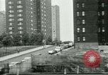 Image of housing Bronx New York City USA, 1965, second 40 stock footage video 65675020820