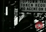 Image of Market street Bronx New York City USA, 1965, second 46 stock footage video 65675020821