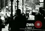 Image of Market street Bronx New York City USA, 1965, second 49 stock footage video 65675020821
