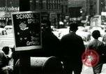 Image of Market street Bronx New York City USA, 1965, second 51 stock footage video 65675020821