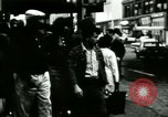 Image of Market street Bronx New York City USA, 1965, second 56 stock footage video 65675020821