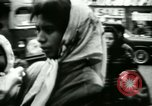 Image of Market street Bronx New York City USA, 1965, second 60 stock footage video 65675020821