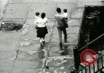 Image of Puerto Rican immigrants go to church and play baseball Bronx New York City USA, 1965, second 35 stock footage video 65675020826