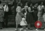 Image of Puerto Rican immigrants go to church and play baseball Bronx New York City USA, 1965, second 46 stock footage video 65675020826