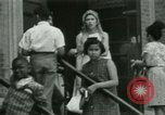 Image of Puerto Rican immigrants go to church and play baseball Bronx New York City USA, 1965, second 47 stock footage video 65675020826