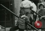 Image of Puerto Rican immigrants go to church and play baseball Bronx New York City USA, 1965, second 48 stock footage video 65675020826