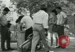 Image of Puerto Rican immigrants go to church and play baseball Bronx New York City USA, 1965, second 58 stock footage video 65675020826