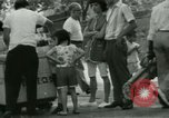 Image of Puerto Rican immigrants go to church and play baseball Bronx New York City USA, 1965, second 60 stock footage video 65675020826