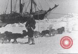 Image of whaler Herman Arctic, 1915, second 39 stock footage video 65675020828