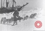 Image of whaler Herman Arctic, 1915, second 40 stock footage video 65675020828