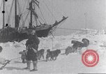 Image of whaler Herman Arctic, 1915, second 41 stock footage video 65675020828