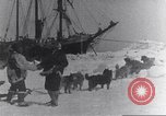 Image of whaler Herman Arctic, 1915, second 42 stock footage video 65675020828