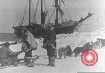 Image of whaler Herman Arctic, 1915, second 45 stock footage video 65675020828