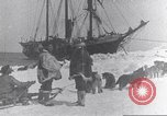 Image of whaler Herman Arctic, 1915, second 46 stock footage video 65675020828