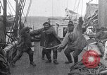 Image of whaler Herman Arctic, 1915, second 54 stock footage video 65675020828