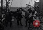 Image of whaler Herman Arctic, 1915, second 56 stock footage video 65675020828
