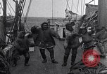 Image of whaler Herman Arctic, 1915, second 57 stock footage video 65675020828