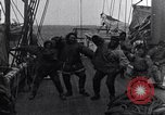 Image of whaler Herman Arctic, 1915, second 60 stock footage video 65675020828