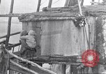 Image of whaler Herman Canadian Arctic Archipelago, 1915, second 44 stock footage video 65675020829