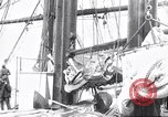 Image of whaler Herman Arctic, 1915, second 57 stock footage video 65675020830
