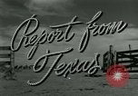 Image of World War II Texas United States USA, 1946, second 3 stock footage video 65675020831