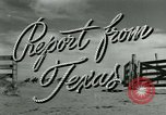 Image of World War II Texas United States USA, 1946, second 4 stock footage video 65675020831
