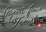 Image of World War II Texas United States USA, 1946, second 8 stock footage video 65675020831