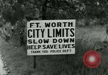 Image of World War II Texas United States USA, 1946, second 54 stock footage video 65675020831