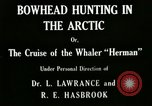 Image of whaler Herman San Francisco California USA, 1915, second 11 stock footage video 65675020840