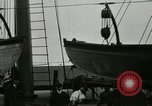 Image of whaler Herman San Francisco California USA, 1915, second 36 stock footage video 65675020840