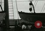 Image of whaler Herman San Francisco California USA, 1915, second 39 stock footage video 65675020840