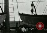 Image of whaler Herman San Francisco California USA, 1915, second 41 stock footage video 65675020840