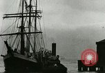 Image of whaler Herman San Francisco California USA, 1915, second 56 stock footage video 65675020840