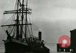 Image of whaler Herman San Francisco California USA, 1915, second 59 stock footage video 65675020840