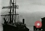 Image of whaler Herman San Francisco California USA, 1915, second 60 stock footage video 65675020840