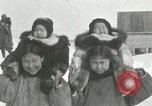 Image of Gambell village Saint Lawrence Island Alaska USA, 1915, second 28 stock footage video 65675020843
