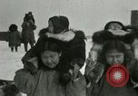 Image of Gambell village Saint Lawrence Island Alaska USA, 1915, second 33 stock footage video 65675020843