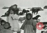 Image of Gambell village Saint Lawrence Island Alaska USA, 1915, second 41 stock footage video 65675020843
