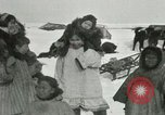 Image of Gambell village Saint Lawrence Island Alaska USA, 1915, second 43 stock footage video 65675020843
