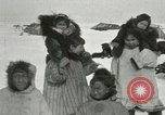 Image of Gambell village Saint Lawrence Island Alaska USA, 1915, second 46 stock footage video 65675020843