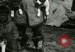 Image of Alaskan village Alaska USA, 1915, second 38 stock footage video 65675020847