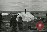 Image of Alaskan village Alaska USA, 1915, second 54 stock footage video 65675020847